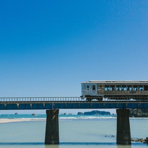 宮崎県 観光列車 海幸山幸
