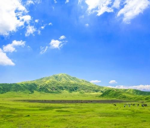 熊本県草千里