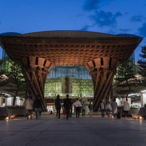 石川県金沢駅