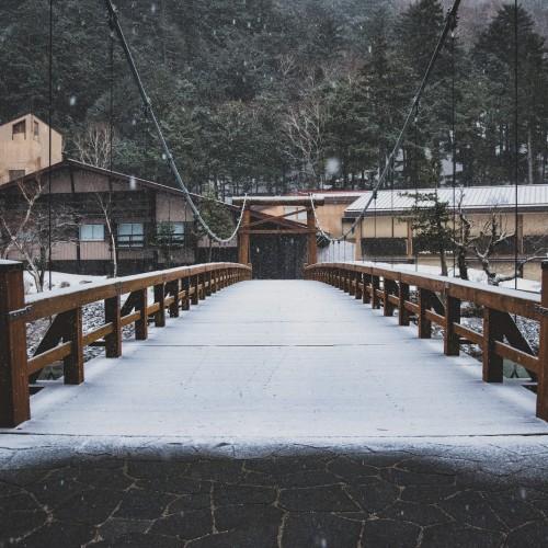 長野県 河童橋